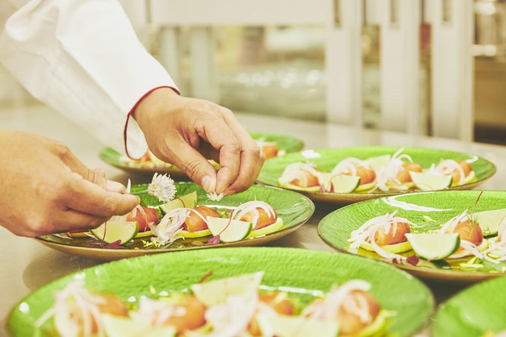 【7種の彩り】海鮮をつかった贅沢和食フルコース堪能フェア♪