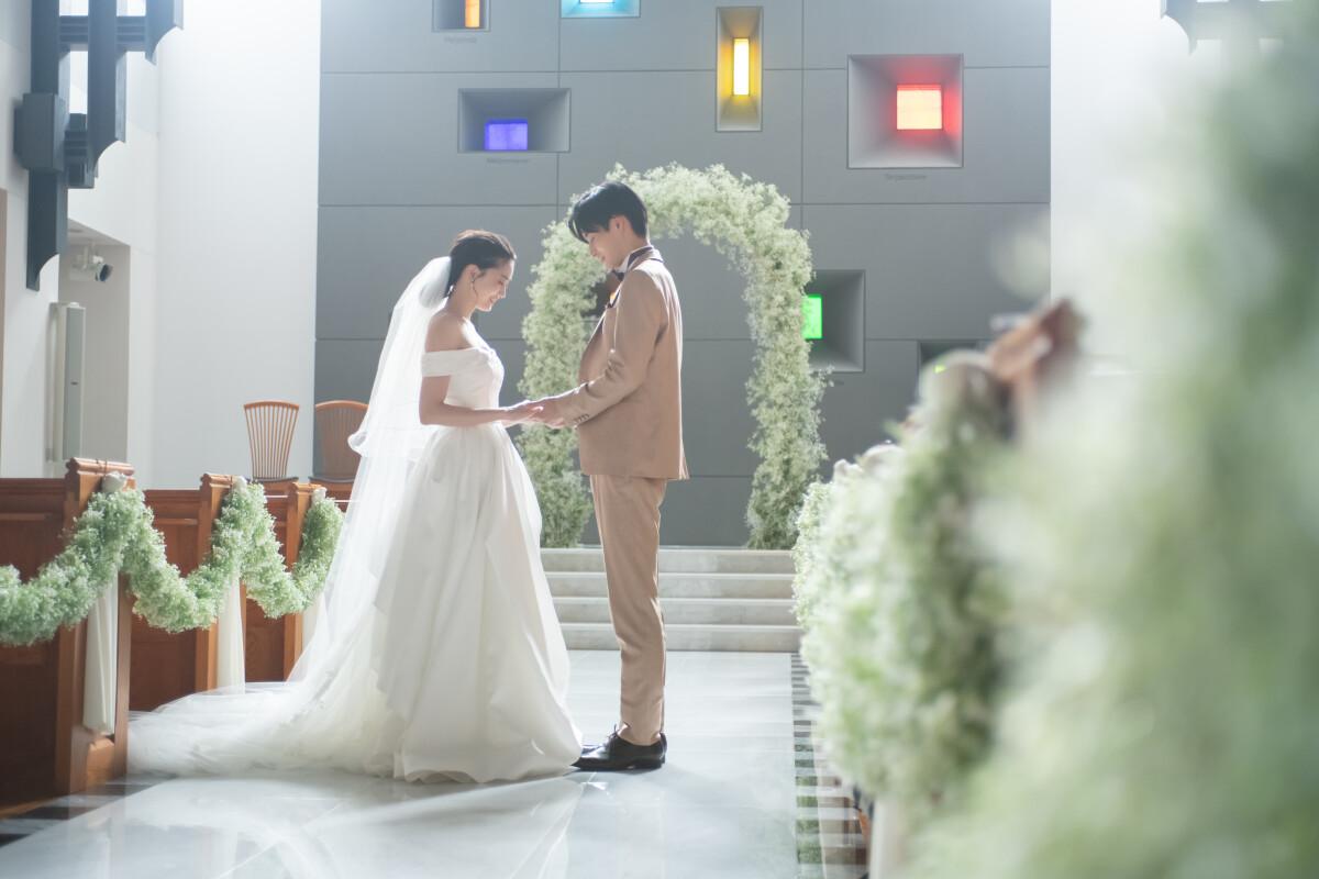 【初見学ならコチラ♪】結婚式を体感&コース試食★1から相談会