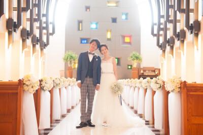 【写真で創る結婚式♪】600着から選べるドレス試着×フォトW相談会
