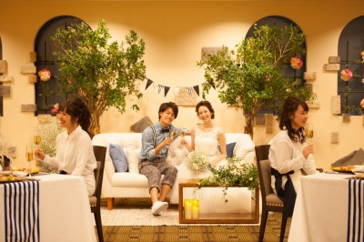 【10名~OK☆専用会場有】フルコース試食付*少人数W相談会~安心の日程変更補償~