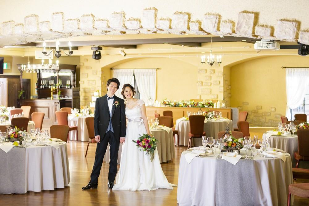 【朝得×1件目ご来館特典あり】結婚式のイメージが膨らむ♪先輩カップル♡party直前コーディネート見学ツアー