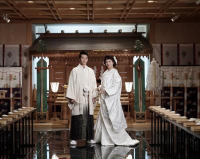 【和を取り入れたい方へ】本格神殿と会場を見学できる和婚フェア~お申込後の日程変更可能~