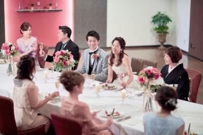 【新登場!10名様35万~】記念写真とお食事会のシンプルプラン~social distance model~【オヒロメ❤スタイル】