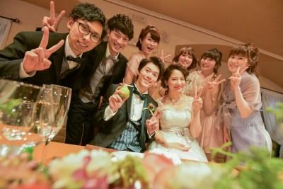【ゲスト負担を軽減!】◆お日にち限定◆挙式~披露宴+\2次会付き/プラン