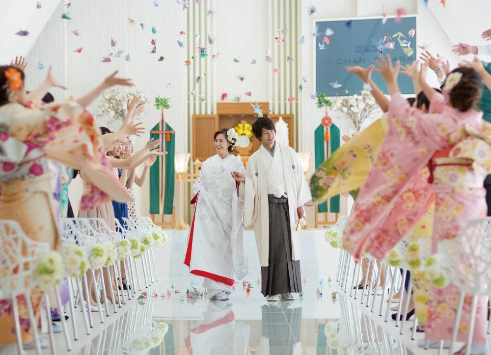 和装×ドレスが両方叶う♪【和の美しさが引き立つ新提案★】試食付き和婚相談会 ~お申込後の日程変更補償~
