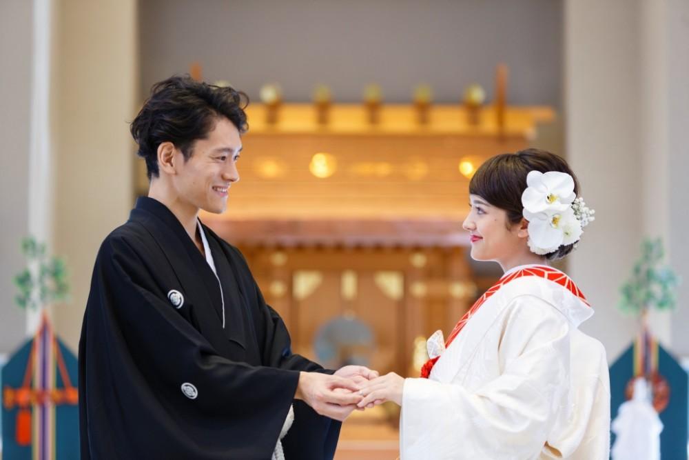 """【上質モダン×伝統の""""神前結婚式""""】和婚スタイル相談会"""