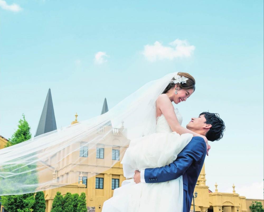 【プレ花嫁★大絶賛】憧れのドレス&チャペル体験×無料試食