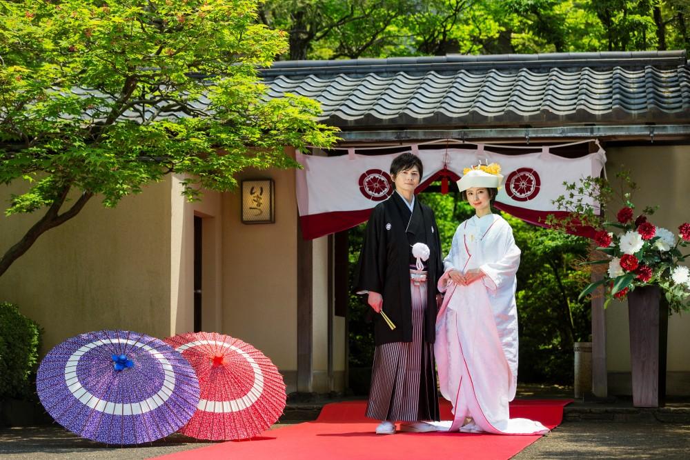 【和婚でおもてなし★伝統&モダン空間】料亭『いまつ』での50名173万円プラン