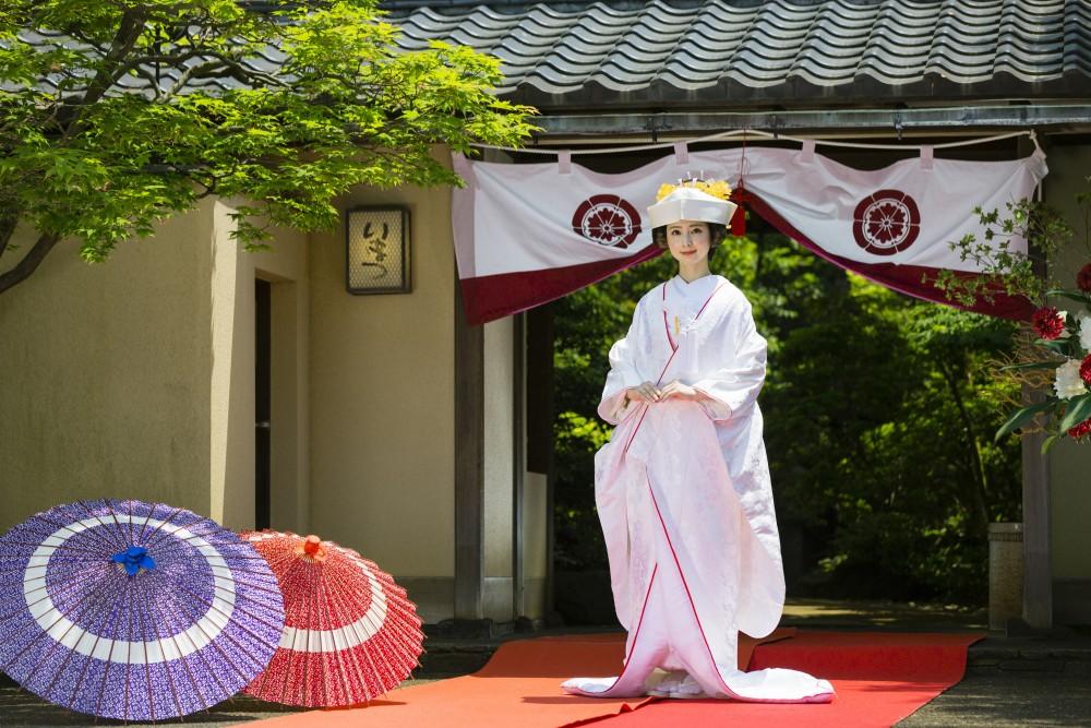 和婚でおもてなし\伝統&モダン空間/料亭『いまつ』での50名173万円プラン