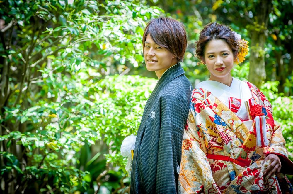 【美しき日本の花嫁に】本格和装の試着体験&いまつ見学フェア