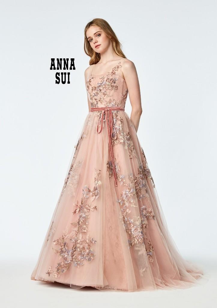 アナ スイ|AN51-pi|カラードレス|衣裳を選ぶ|ビアンベール from ...