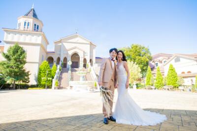 【人気NO.1】結婚式場で撮れる!大人気のフォトウェディング