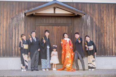 【県内・県外持出しOK】ご家族・およばれ衣裳ご試着フェア