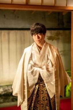 成人式・卒業式の男性紋服はビアンベールで !