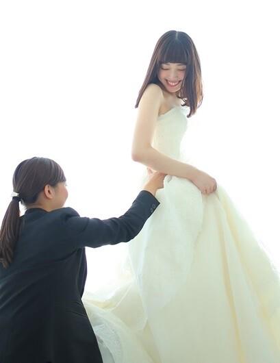 【11月限定】会場見学ツアー付き♡ドレス×タキシード試着体験フェア