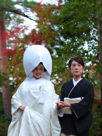 母から娘に伝えたい 家族も喜ぶ伝統の花嫁和装フェア