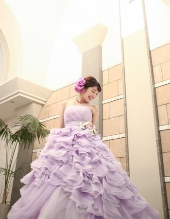 360°ヒロインオーラ♡ 圧倒的な存在感!大満足のゴージャスドレス試着フェア