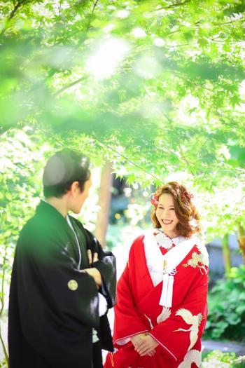 """憧れの""""和"""" 日本美あふれる神殿でふたりだけの【フォト婚】 相談フェア"""