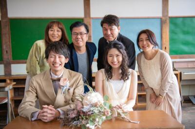 撮影までの打合せは最短一日!ふるさとで家族と一緒に写真を撮ろう♡ 【フォトウェディング相談会開催】