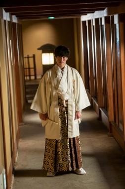 【成人式】日本男児の晴れ姿!紋付袴でハタチのお祝いをしませんか?試着フェア
