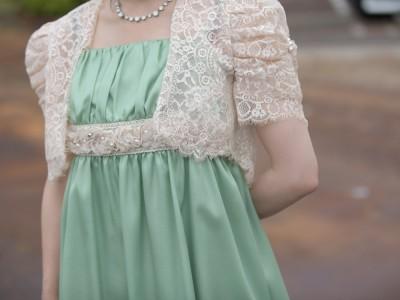 成人式・卒業式二次会用パーティドレスはビアンベールで!